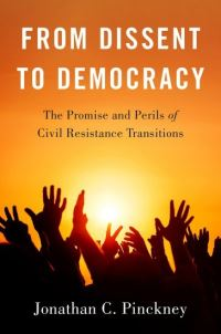 Jacket Image For: From dissent to democracy