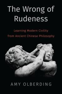 Jacket Image For: The wrong of rudeness