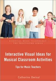 Jacket Image For: Interactive visual ideas for musical classroom activities