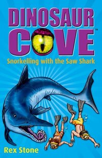 Snorkelling with the saw shark