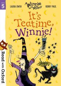 It's teatime, Winnie!
