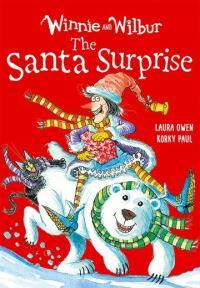 Jacket Image For: The Santa surprise