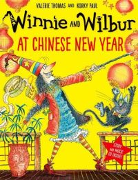 Jacket Image For: Winnie and Wilbur at Chinese New Year