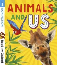 Jacket Image For: Animals and us