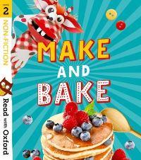 Jacket Image For: Make and bake!