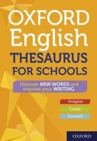 Jacket Image For: Oxford English thesaurus for schools