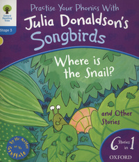 Where is the snail? and other stories