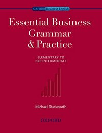 Essential business grammar & practice
