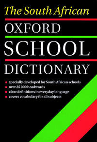 Jacket Image For: The South African Oxford School Dictionary