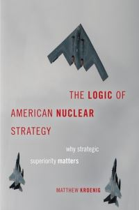 Jacket Image For: The logic of American nuclear strategy