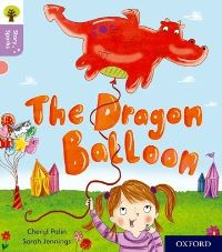 Jacket image for The dragon balloon