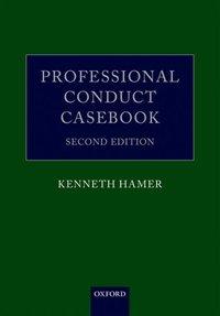 Professional conduct casebook