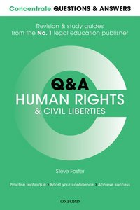 Human rights & civil liberties