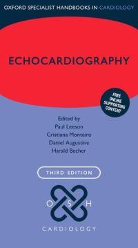Jacket Image For: Echocardiography