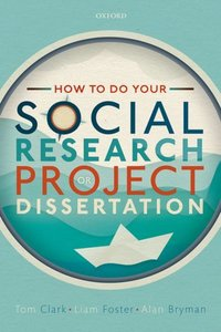 Jacket Image For: How to do your social research project or dissertation