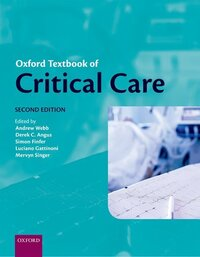 Jacket Image For: Oxford textbook of critical care