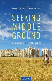 Jacket Image For: Seeking middle ground