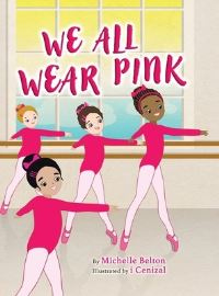 Jacket Image For: We All Wear Pink