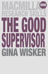 Jacket image for The Good Supervisor