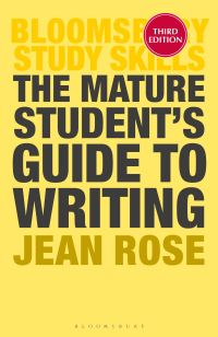 Jacket image for The Mature Student's Guide to Writing