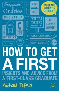 Jacket image for How to Get a First