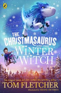 Jacket Image For: The Christmasaurus and the Winter Witch