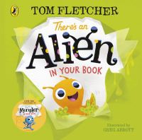 Jacket Image For: There's an alien in your book