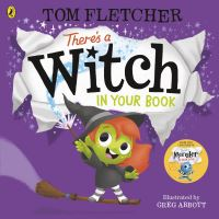Jacket image for There's a witch in your book