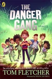 Jacket Image For: The Danger Gang