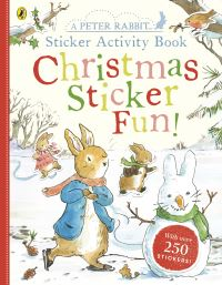 Jacket Image For: Peter Rabbit Christmas Fun Sticker Activity Book