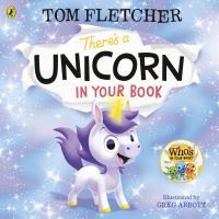 Jacket Image For: There's a unicorn in your book