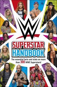 Jacket Image For: WWE superstar handbook