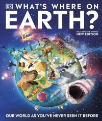 Jacket Image For: What's where on Earth?