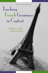 Teaching French grammar in context