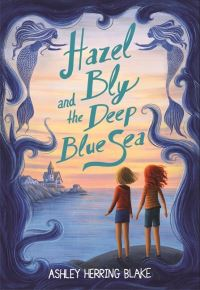 Jacket Image For: Hazel Bly and the deep blue sea