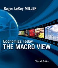 Jacket Image For: ECONOMICS TODAY