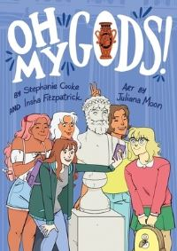 Jacket Image For: Oh my gods!
