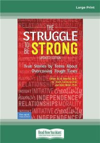 Jacket Image For: The Struggle to Be Strong