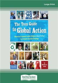 Jacket Image For: The Teen Guide to Global Action