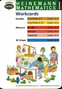 Jacket Image For: Heinemann Maths 1 Workcards