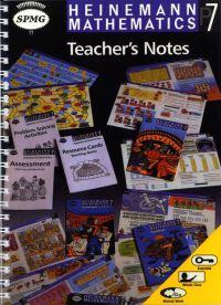Jacket Image For: Heinemann Maths P7 Teacher's Notes