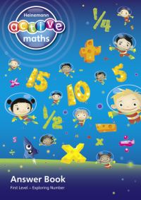 Jacket Image For: Heinemann active maths. Answerbook