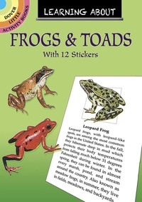 Jacket Image For: Learning About Frogs and Toads