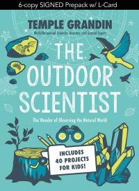 Jacket Image For: The Outdoor Scientist 6-copy SIGNED Pre-pack w/ L-Card