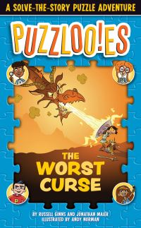Jacket Image For: The worst curse