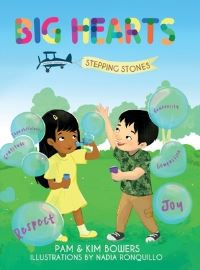 Jacket Image For: Big Hearts, Stepping Stones