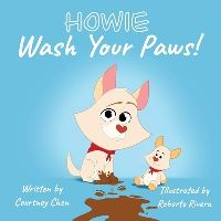 Jacket Image For: Howie Wash Your Paws!