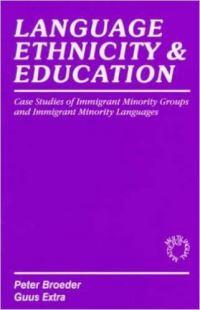 Jacket Image For: Language, Ethnicity and Education