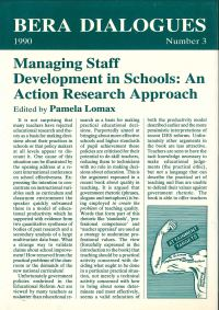 Jacket Image For: Managing Staff Development in Schools