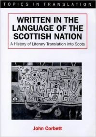 Jacket Image For: Written in the Language of the Scottish Nation